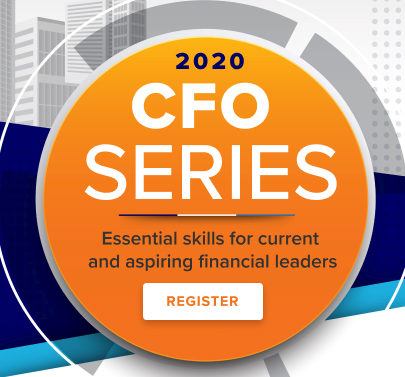 CFO Series - Register Now